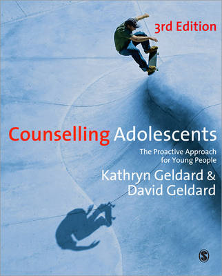 Counselling Adolescents (BOK)