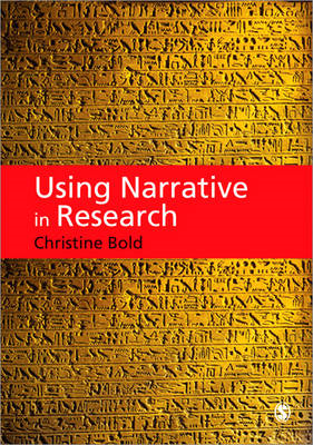 Using Narrative in Research (BOK)