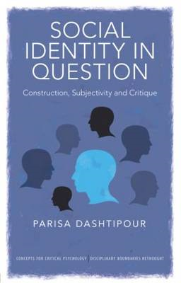 Social Identity in Question: Construction, Subjectivity and Critique (BOK)