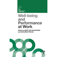 Well-being and Performance at Work (BOK)