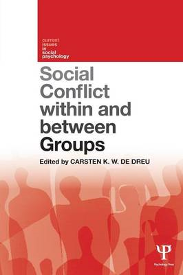 Social Conflict within and between Groups (BOK)