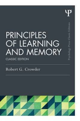 Principles of Learning and Memory (BOK)