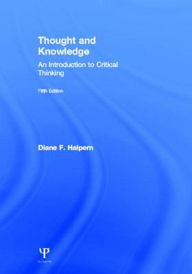 Thought and Knowledge: An Introduction to Critical Thinking (BOK)