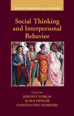 Social Thinking and Interpersonal Behavior (BOK)