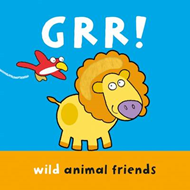 Furry Friends: Grr (BOK)