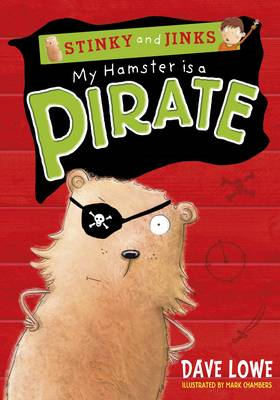 My Hamster is a Pirate (BOK)