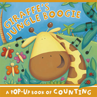 Giraffe's Jungle Boogie (BOK)