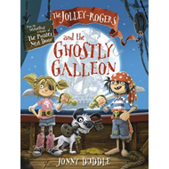Jolley-Rogers and the Ghostly Galleon (BOK)
