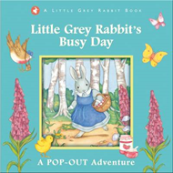 Little Grey Rabbit's Busy Day (BOK)