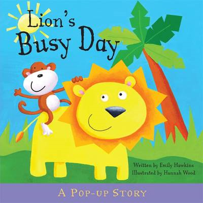 Lion's Busy Day (BOK)