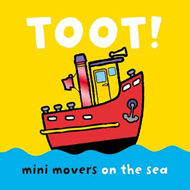 Mini Movers: Toot (BOK)