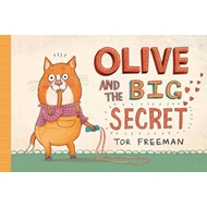 Olive and the Big Secret (BOK)