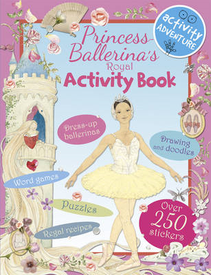 Princess Ballerina's Activity Book (BOK)