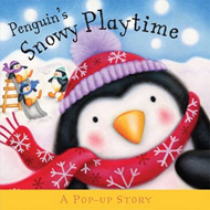 Penguin's Snowy Day (BOK)