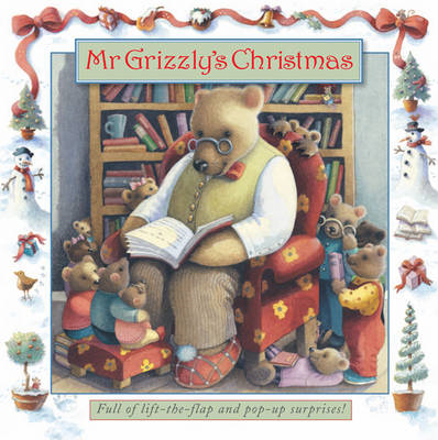 Mr Grizzly's Christmas (BOK)