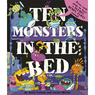 10 Monsters in the Bed (BOK)
