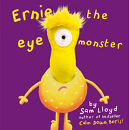 Ernie the Eye Monster (BOK)