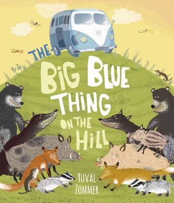 Big Blue Thing on the Hill (BOK)