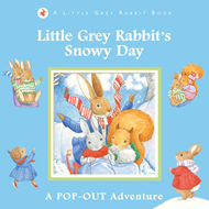 Little Grey Rabbit's Snowy Day (BOK)