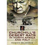 Churchill's Desert Rats in North Africa and Italy (BOK)