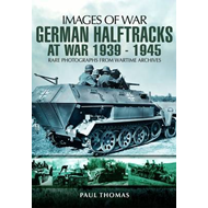 German Halftracks at War 1939-1945 (BOK)