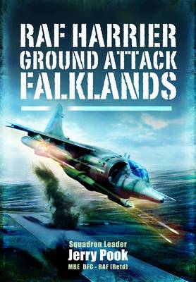 RAF Harrier Ground Attack - Falklands (BOK)