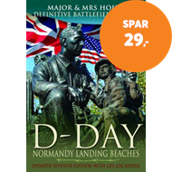 Produktbilde for Definitive Battlefield Guide to the D-Day Normandy Landing B (BOK)