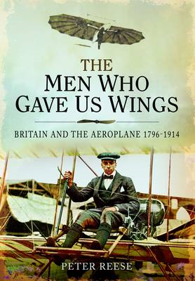 Men Who Gave Us Wings (BOK)