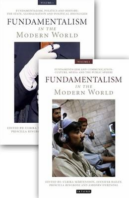 Fundamentalism in the Modern World: 2 Volume Set (BOK)