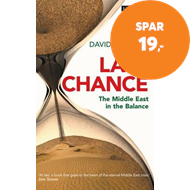 Produktbilde for Last Chance (BOK)