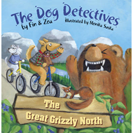 The Great Grizzly North: The Dog Detectives (BOK)