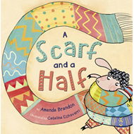 Scarf and a Half (Early Reader) (BOK)