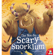 The Not-So Scary Snorklum (BOK)
