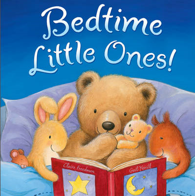 Bedtime, Little Ones! (BOK)