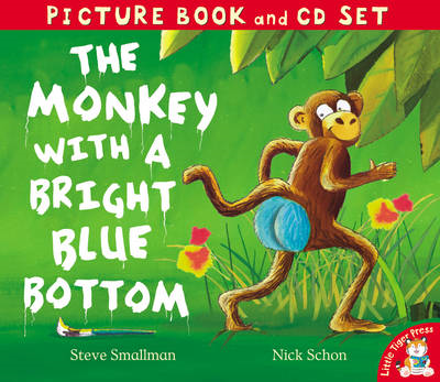 Monkey with a Bright Blue Bottom (BOK)