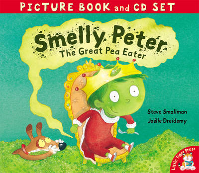 Smelly Peter the Great Pea Eater (BOK)