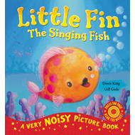 Little Fin the Singing Fish (BOK)