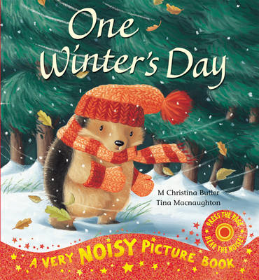 One Winter's Day Noisy Picture Book (BOK)