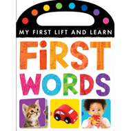 My First Lift and Learn: First Words (BOK)
