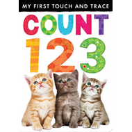 My First Touch and Trace: Count 123 (BOK)