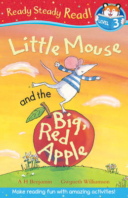 Little Mouse and the Big Red Apple (BOK)
