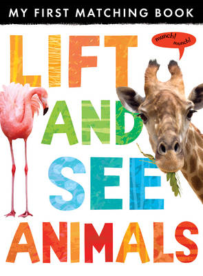 Lift and See: Animals (BOK)