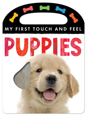 My First Touch and Feel: Puppies (BOK)
