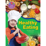 Little Science Stars: Healthy Eating (BOK)