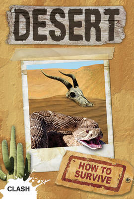 Desert: How to Survive (BOK)
