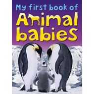 My First Book of Animal Babies (BOK)