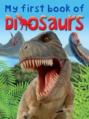 My First Book of Dinosaurs (BOK)