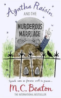 Agatha Raisin and the Murderous Marriage (BOK)