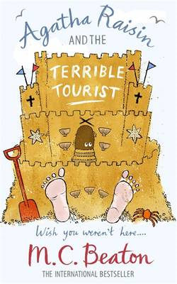 Agatha Raisin and the Terrible Tourist (BOK)