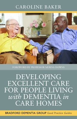 Developing Excellent Care for People Living with Dementia in (BOK)